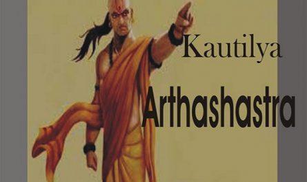 arthashastra summary