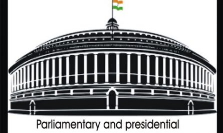 parliamentary and presidential form of government