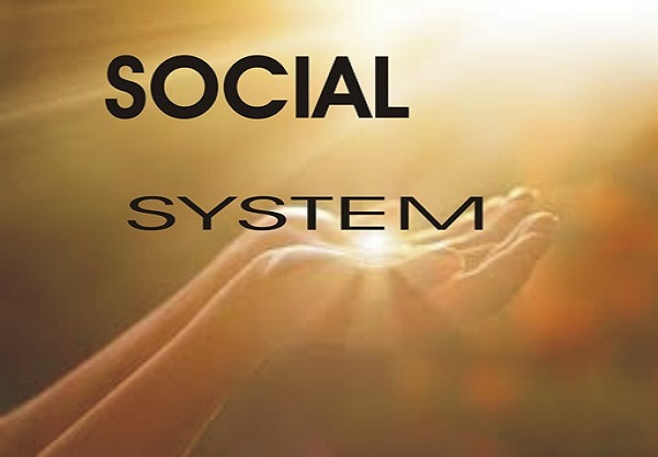 BA LLB sociology sample question answer first semester social system