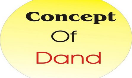 BA LLB first year first semester Indian History sample question answer concept of dand in ancient India