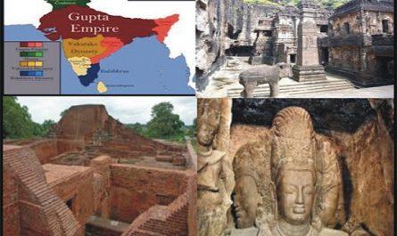 Administration of Mauryas Ancient Indian history Gupta Empire religion chandragupta Gupta Empire achievments