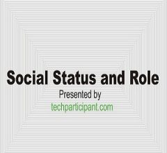 Social Status and role pdf covering all topics 2020 part-2