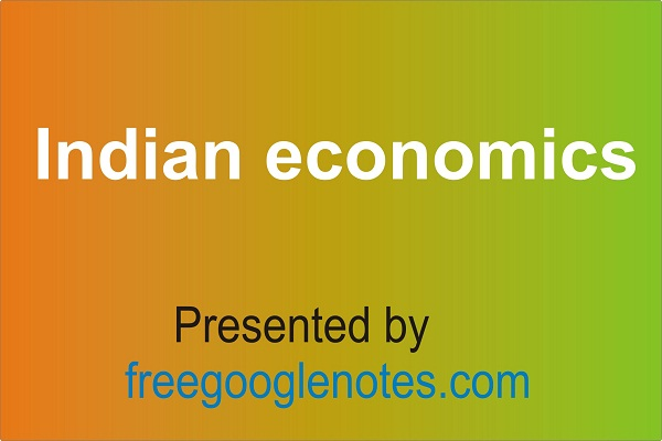b a llb 1st semester economics notes pdf in english