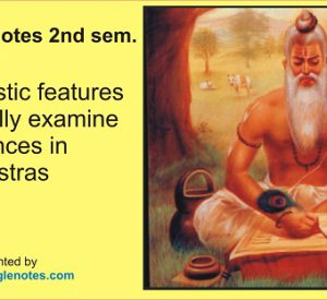Varna and Caste -characteristic features and critically examine the references in Hindu shastras
